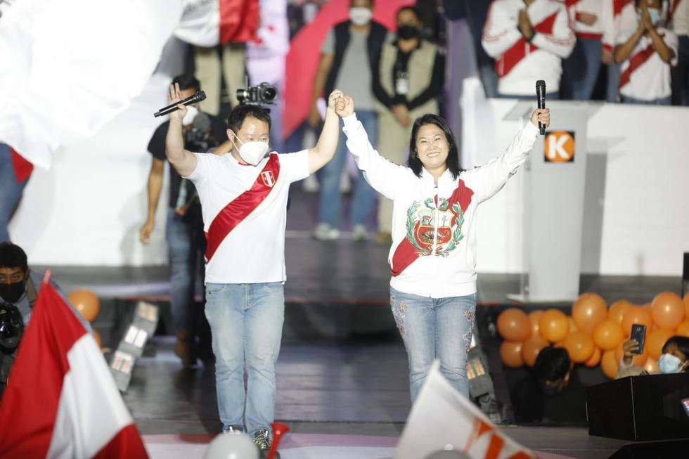 Kenji Fujimori, leader of Fursa Popular