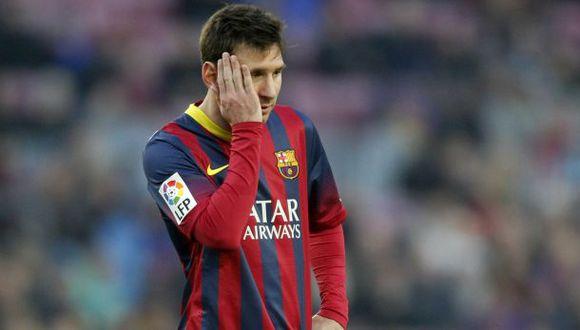 Barcelona podría perder liderato de la Liga luego de 59 fechas