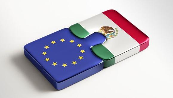 """México y la Unión Europea esperan cerrar """"nuevo"""" TLC este año"""
