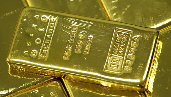 Los futuros del oro en Estados Unidos bajaban un 0,4%, a US$1.872,9 la onza. (Foto: Reuters)