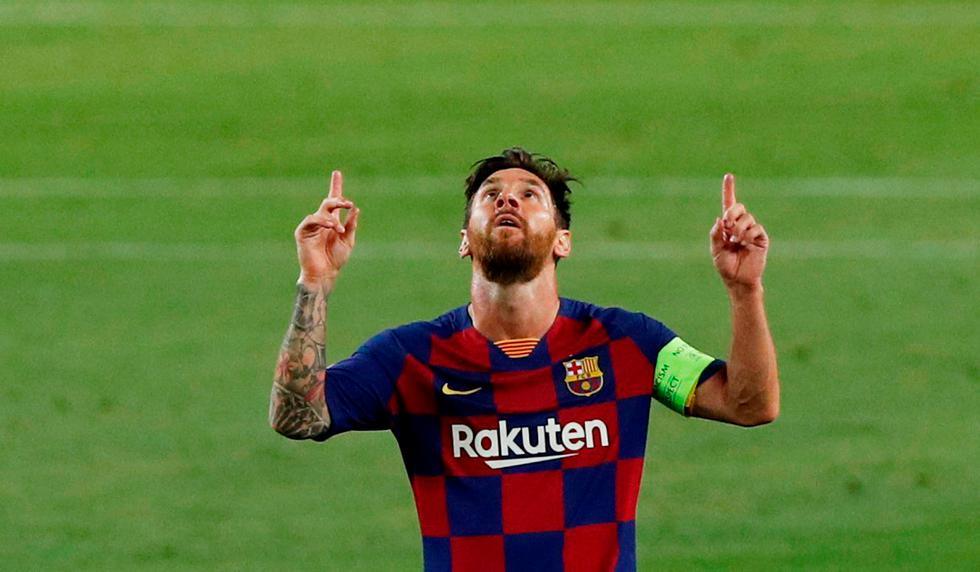 Barcelona venció al Napoli por la Champions League