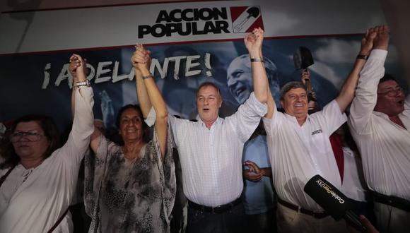 Raúl Diez Canseco sería un claro ejemplo del candidato conservador. Muñoz, si se lanza, estaría un paso más al centro, pero todavía en esa órbita de derecha. (Foto: Hugo Perez / GEC)