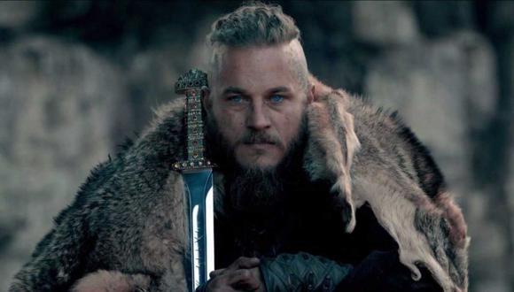 Travis Fimmel interpreta a Ragnar Lothbrok, uno de los héroes nórdicos legendarios más conocidos y notorio como el flagelo de Inglaterra y Francia (Foto: History Channel)