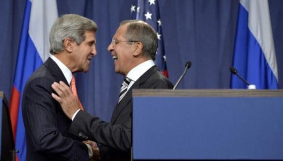 Kerry y Lavror se reunirán para revisar la crisis en Ucrania