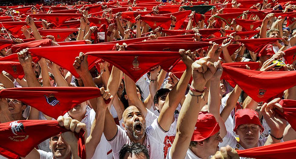 España: Las fiestas de San Fermín despegan en Pamplona - 1