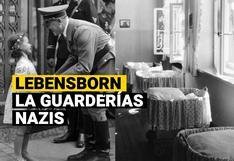 """Lebensborn: la """"fábrica"""" nazi de bebés que buscaba crear la nueva elite de Europa"""