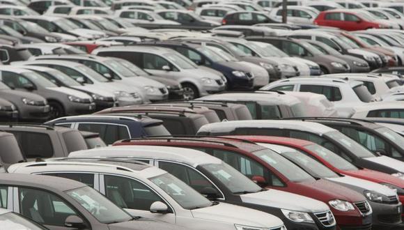 En el octavo mes del presente año, se reportaron 12.378 vehículos nuevos vendidos.