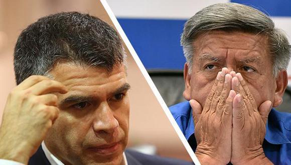 JNE confirma que Guzmán y Acuña quedan fuera de contienda