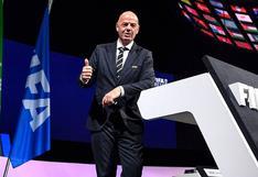 Gianni Infantino descarta apoyo de la FIFA a posible Superliga con clubes de Europa
