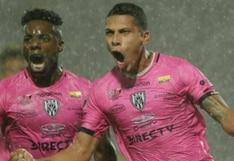 Colón vs. Independiente del Valle: Luis Fernando León y el gol que encaminó el título de la Copa Sudamericano tras error de Leonardo Burián [VIDEO]