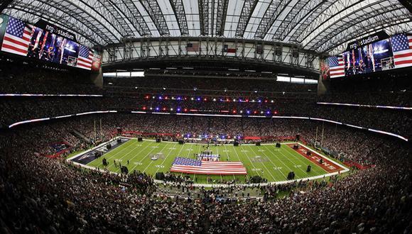 El Super Bowl 2021 no contará esta vez con estadio lleno. Sin embargo, se espera de igual manera un gran espectáculo. (Foto: AP)