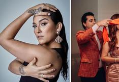 Daniela Darcourt revela que estrenará nueva canción y Magaly Medina lanza misterioso video con la salsera
