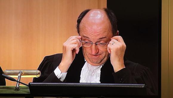 Juez de la corte de La Haya leerá partes relevantes del fallo