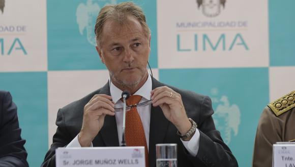 El alcalde de Lima, Jorge Muñoz, anunció en el año 2019 que iniciaría conversaciones para reformular los contratos con Rutas de Lima y Lamsac. Con la primera llegó a un acuerdo de adenda que ha recibido opinión desfavorable del MEF (Foto: GEC)
