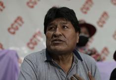 Evo Morales pide a la Celac que se elimine Tratado de Asistencia Recíproca