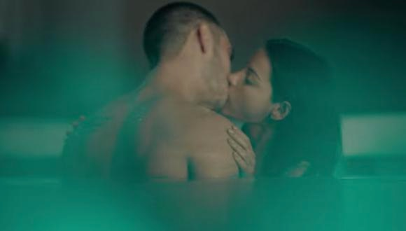 """Oscuro deseo"": La pasión se apodera de Alma y Darío en tráiler de segunda temporada. (Foto: Netflix)."