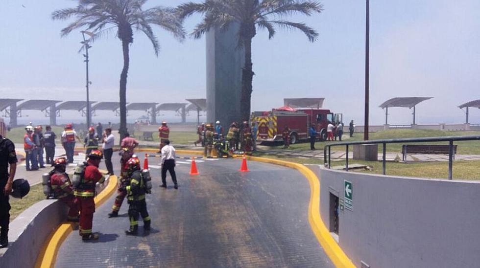Incendio en Larcomar: Fiscalía confirmó al menos cuatro muertos - 1