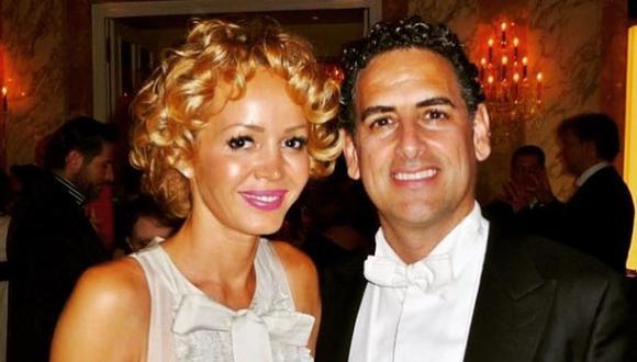 Julia Trappé y Juan Diego Flórez. (Foto: Instagram)