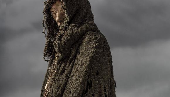 En la serie original, The Seer (El Vidente) fue asesinado por Ivar el Deshuesado (Foto: Amazon Prime Video)