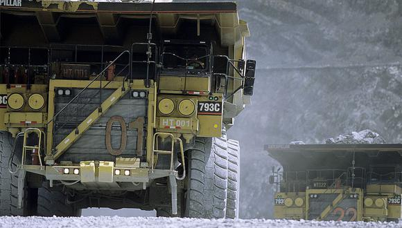 Las inversiones en el sector minero registraron una contracción entre enero y abril del 2021. (Foto: GEC)