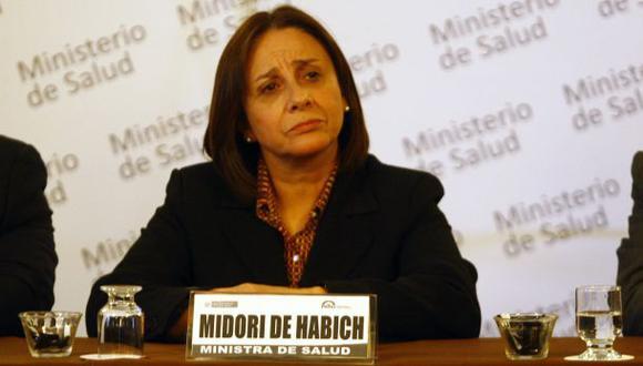 "Minsa: ""Soluciones para la huelga ya fueron planteadas"""
