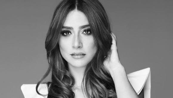 Además de actriz, Verónica Orozco tiene una carrera como cantante (Foto: Verónica Orozco / Instagram)