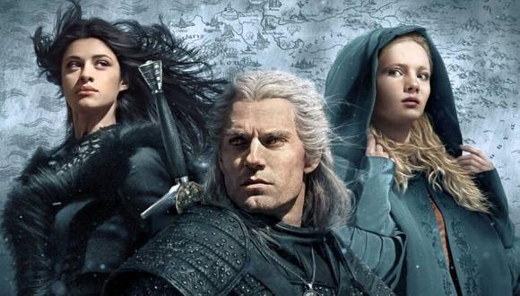 """Netflix se encuentra evaluando la fecha para retomar las grabaciones de la popular serie """"The Witcher"""" en Reino Unido. (Difusión / Netflix)."""