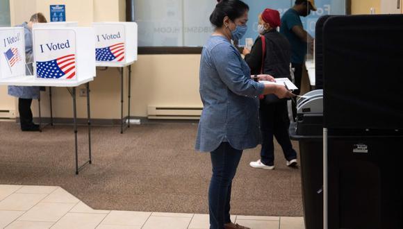 Cabe destacar que en todos los estados, menos en Dakota del Norte, es obligatorio inscribirse antes de votar. (Foto: AFP)