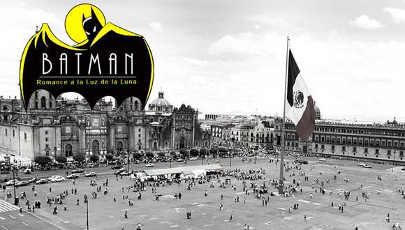 El concepto de una telenovela de Batman ambientada en la capital de México y con un elenco actoral de ese país es lo más visto en redes sociales como Facebook. (Foto: cdmxtravel.com/DC Comics)