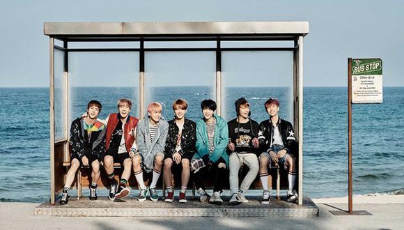 El grupo surcoreano BTS está nominado a los premios Billboard. (Foto: Facebook)