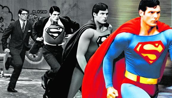 """Fotograma de la película """"Superman"""", dirigida por Richard Donner, en 1978. (Crédito: Warner Bros.)"""
