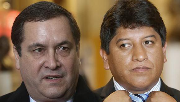 Luis Iberico y Josué Gutiérrez competirán por presidir Congreso