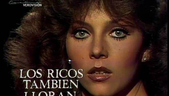 La telenovelas fue exportada a más de 120 países y doblada a 25 idiomas. (Foto: Televisa)