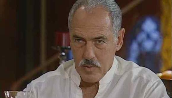 Andrés García dijo que fue alertado, antes de viajar a España, sobre los planes de Luisito Rey (Foto: Telemundo)