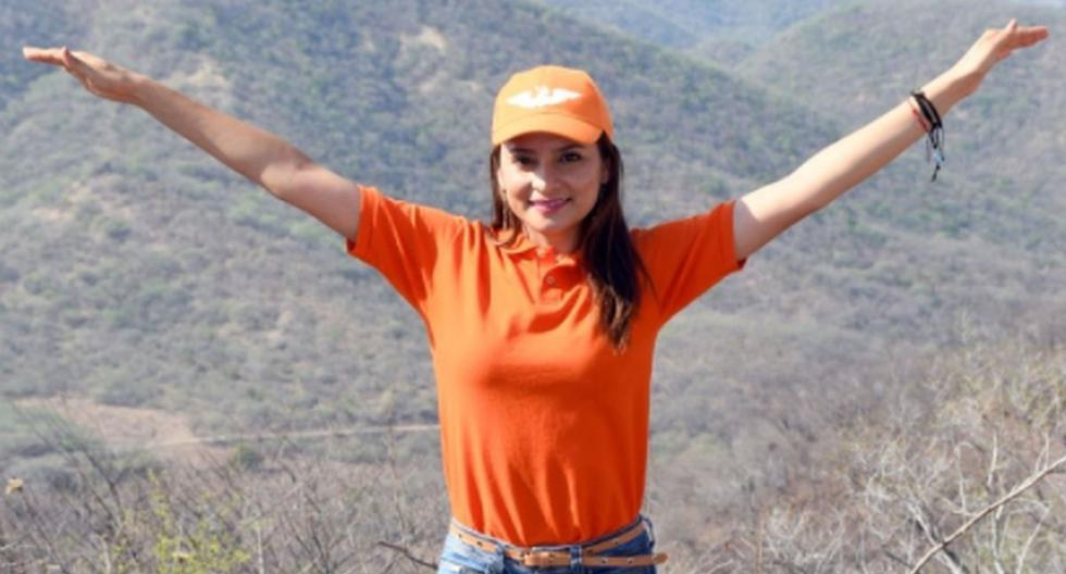 Candidate Marilú Martínez is kidnapped with her family in the state of Guerrero