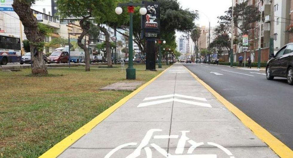 El municipio decidió transformar las veredas de la berma central porque fueron consideradas obsoletas para el tránsito peatonal. (Foto: Difusión)