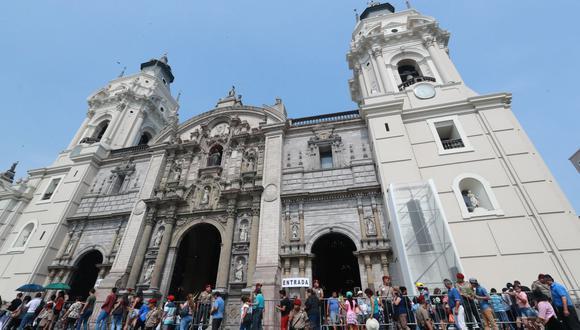 Semana Santa se celebrará de manera virtual a través de diversas actividades planteadas por el Arzobispado de Lima. (Foto: GEC)
