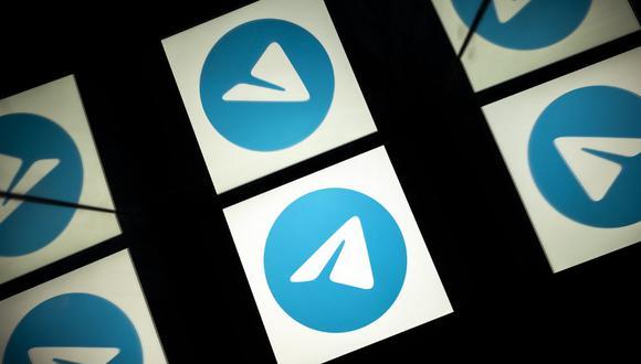 En la primera semana de enero, Telegram superó los 500 millones de usuarios activos mensuales, informó su fundador Pável Dúrov. (Lionel BONAVENTURE / AFP)