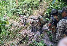 Amazonas: realizan operativo contra la minería ilegal en El Cenepa