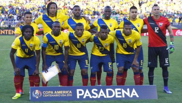 Un análisis directo y concreto sobre Ecuador, uno de los favoritos para pasar a los cuartos de final de Copa América. (Foto: AFP)
