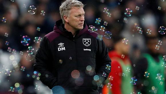David Moyes es actualmente entrenador del West Ham United de la Premier League inglesa. (Foto: AFP)