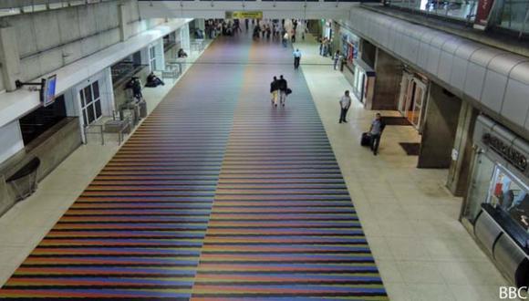 El silencio del aeropuerto de Caracas