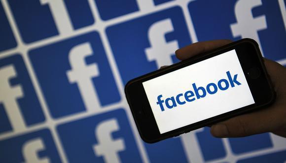 Facebook se fundó en el 2004.  (AFP)