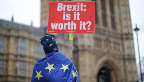 El Reino Unido tiene previsto retirarse de la UE el próximo 29 de marzo, si bien aún no está claro en qué términos después de que el Parlamento británico rechazase el acuerdo negociado. (Foto: AFP)