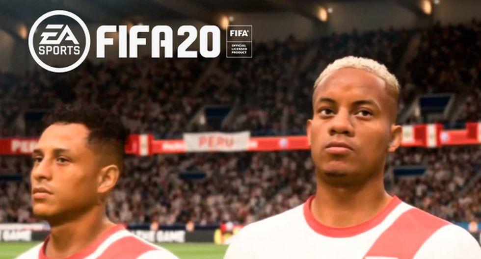 La Federación Peruana de Fútbol organizará un torneo de FIFA 20. (Foto: EA Sports)