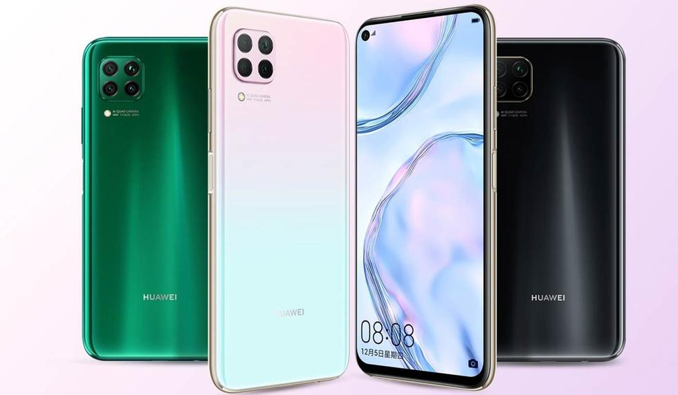 """<a href=""""https://mag.elcomercio.pe/noticias/huawei""""><font color=""""blue"""">Huawei P40 Lite</font></a> es uno de los smartphone que se encuentra en oferta en <a href=""""https://amazon.com/""""><font color=""""blue"""">Amazon</font></a> como parte del <a href=""""https://mag.elcomercio.pe/noticias/black-friday-2020""""><font color=""""blue"""">Black Friday 2020</font></a>. Este tiene una pantalla de 6,4 pulgadas con resolución 2.310 x 1.080 píxeles (398 ppp). Asimismo llega con un procesador Kirin 810, 6 GB de memoria RAM y 128 GB de almacenamiento interno. Tiene también cuatro cámaras: de 48 MP con f/1.8, 8 MP gran angular con f/2.4, 2 MP macro con f/2.4 y 2 MP profundidad con f/2.4. Su batería es de 4.200 mAh y llega con Android 10 con EMUI 10, sin servicios de Google. El modelo que se vende cuesta 349 euros y puedes acceder a él <a href=""""https://www.amazon.es/HUAWEI-P40-lite-Smartphone-Cu%C3%A1druple/dp/B088KN5YCZ?tag=movi052-21""""><font color=""""blue"""">aquí</font></a>. (Foto: Huawei)"""