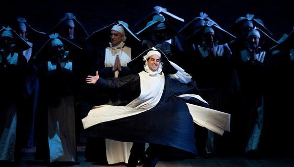 """Juan Diego Flórez en el 2011, protagonizando """"El conde Ory"""" de Rossini, durante la temporada del MET. (Foto: Metropolitan Opera)"""