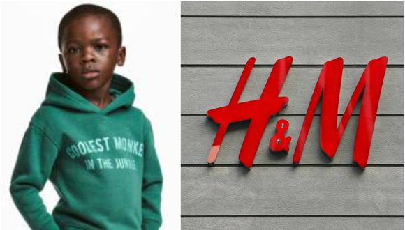 """La controvertida sudadera con el lema de """"el mono más genial de la jungla"""" ha sido retirada de la plataforma online y de la tienda de H&M."""