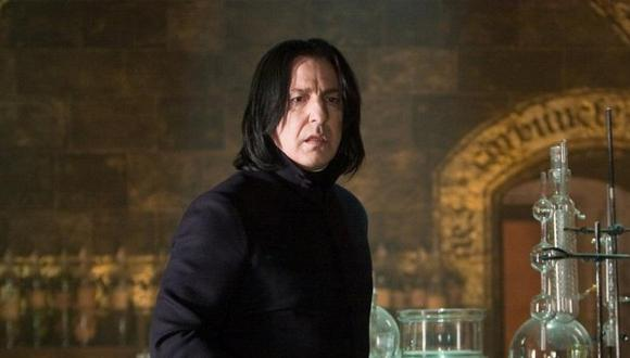 Alan Rickman: Uno de los grandes malvados de Hollywood (VIDEOS y FOTOS)