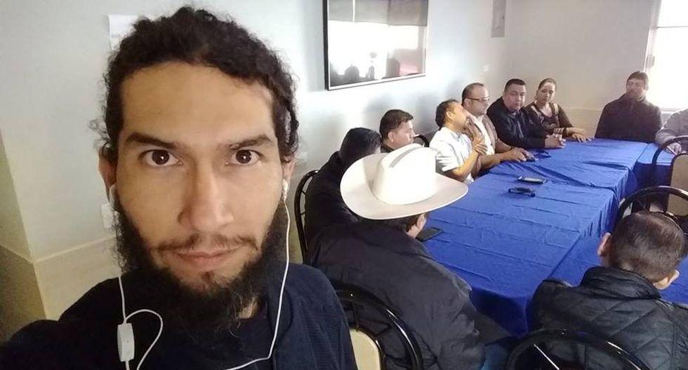 Asesinan en México al periodista Rafael Murúa, el primero del 2019.